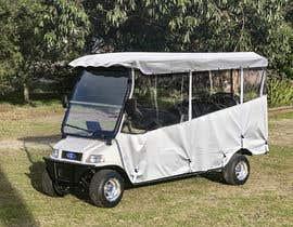 vungurean tarafından photoshop weather curtains on to long golf cart için no 7