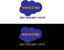 #19 for WebHosting Company Logo With Icon Make by pmd844651