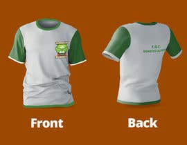 #12 for Design a Polo Shirt for my Alumni af NazmusSakib1