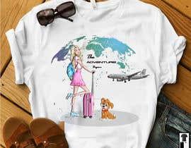 aminjak tarafından High quality Eye catching travel tshirt için no 123
