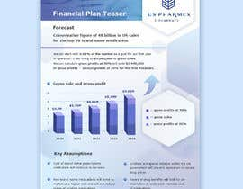 nº 117 pour Build a Financial Teaser par happyppeppi