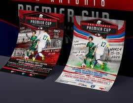 #59 untuk Looking to have soccer tournament flyers done oleh tmaclabi