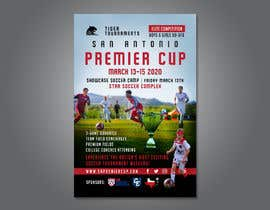 #39 untuk Looking to have soccer tournament flyers done oleh Vidyapathi