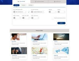 #16 untuk New design for a website home page oleh philipmayowa01