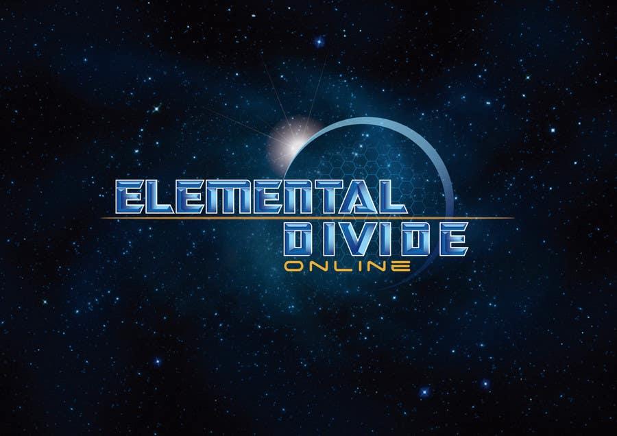 Kilpailutyö #432 kilpailussa Logo Design for exciting sci-fi based PC game.