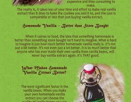 #3 , Vanilla Extract Recipe Design Document 来自 carilon