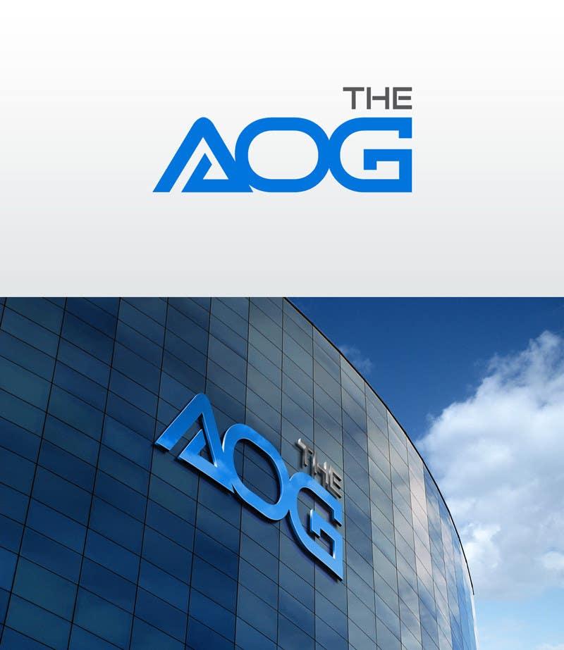 Penyertaan Peraduan #                                        79                                      untuk                                         We are looking for a modern & original logo for AOG
