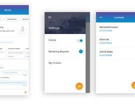 #2 for A design for app UI and corporate identity af GhadaGamalShebl