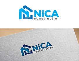 Nro 732 kilpailuun Nica Construction käyttäjältä Xohan95