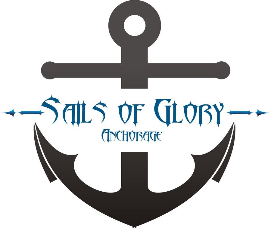 #17 for Sails of Glory Anchorage logo by alivadesigns