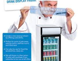 #5 for Flyer Design for Counter Top Display Fridge af Royalecreations