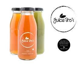 #13 для Design 2 labels for a juice glass bottle от bogdanarobochek