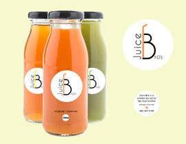 #18 для Design 2 labels for a juice glass bottle от bogdanarobochek