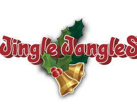 #24 untuk Design a Logo for the brand 'Jingle Jangles' oleh terekarpad