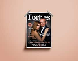 #18 for Create a Forbes magazine poster. af biditasaha