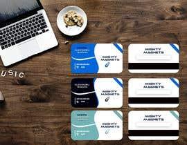 #8 cho Design me an AI or CDI style card sized 85.6*53.95cm bởi bestxthebestx