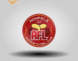 nº 30 pour Create a logo for a football club par rifh76