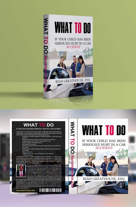 Kilpailutyö #28 kilpailussa Design a CreateSpace/Kindle-friendly book cover