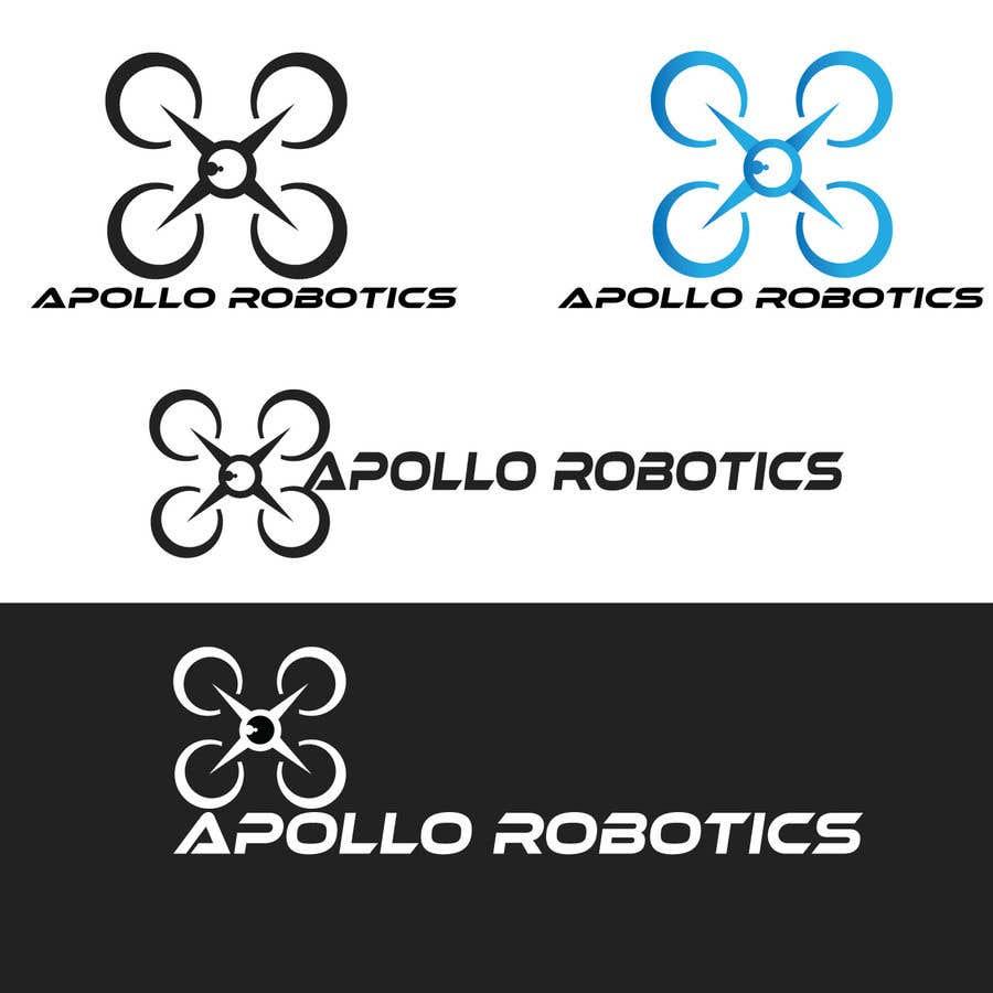 Penyertaan Peraduan #169 untuk New Logo for Apollo Robotics