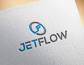 #163 untuk New and improved Jetflow logo and packaging oleh shakilpathan7111