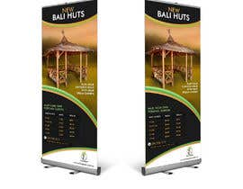 #25 for design a pull up banner by balajiramadoss