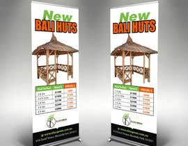 #19 for design a pull up banner by MDSUHAILK