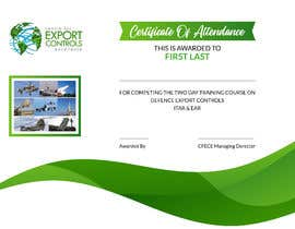#20 for Certificate of Attendance Template by almonirprint