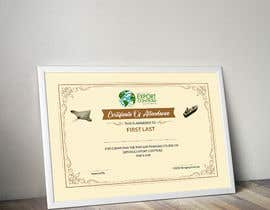 #24 for Certificate of Attendance Template by almonirprint