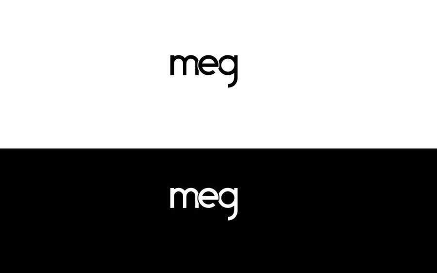 """Penyertaan Peraduan #299 untuk Need a logo design with """"MEG"""" text"""