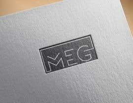 """#176 untuk Need a logo design with """"MEG"""" text oleh nasrensdesign"""