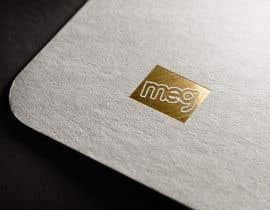 """Nro 320 kilpailuun Need a logo design with """"MEG"""" text käyttäjältä mdkawsarrahman"""