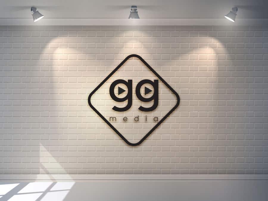 Bài tham dự cuộc thi #244 cho Design a Logo for GG Media