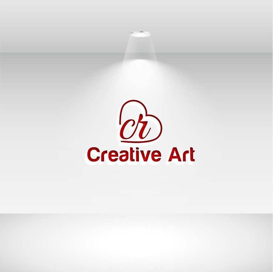 Penyertaan Peraduan #6 untuk Logo for Creative Art