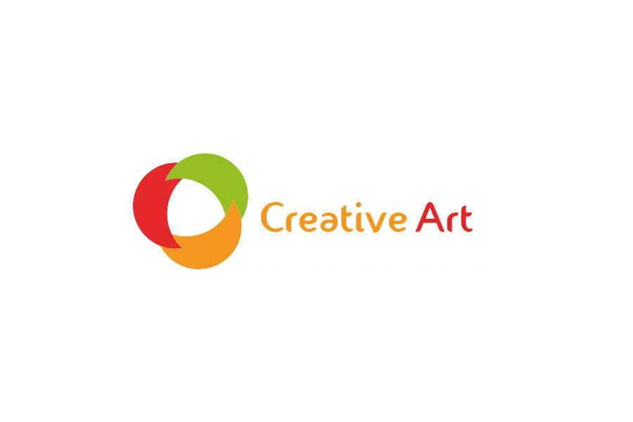 Penyertaan Peraduan #3 untuk Logo for Creative Art