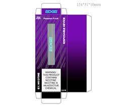 #15 для Electronic Cigarette Packaging от artbogz
