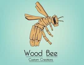 a25126631 tarafından Design a Logo for Wood Bee için no 30
