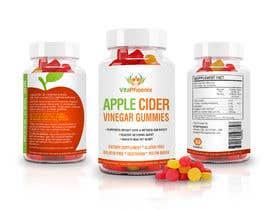 #15 para Create Attractive Label Design for Supplement Brand por ShafiIndzyn