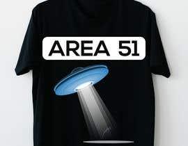 #2 for AREA 51 Tshirt design af rabby382