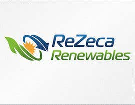 #30 para Logo Design for ReZeca Renewables por dwimalai