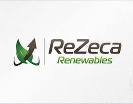 nº 32 pour Logo Design for ReZeca Renewables par dwimalai