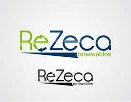 #24 para Logo Design for ReZeca Renewables por taganherbord