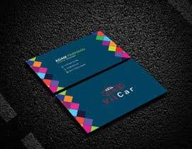 Nro 28 kilpailuun Make business card for my company käyttäjältä Musafirami