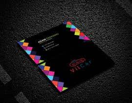 Nro 29 kilpailuun Make business card for my company käyttäjältä Musafirami