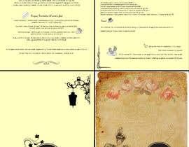 #12 for I need a graphic designer to re-design our menu af AparajitaAich