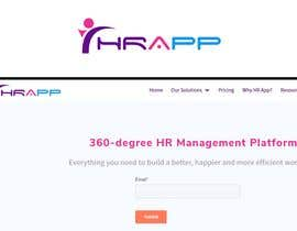 #134 for Logo for HRAPP by owaisahmedoa