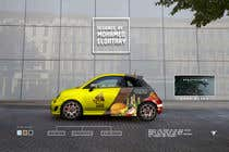 Bài tham dự #90 về Graphic Design cho cuộc thi half car wrap design