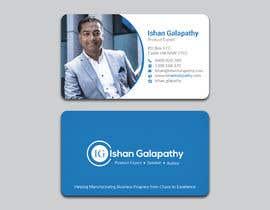 Nro 500 kilpailuun Business Card käyttäjältä nishat131201