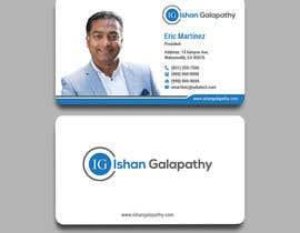 Nro 422 kilpailuun Business Card käyttäjältä sulaimanislamkha
