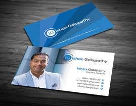 Nro 432 kilpailuun Business Card käyttäjältä hr755648