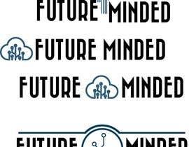 guessasb tarafından FutureMinded - Futuristic Tech Blog Logo Design için no 86